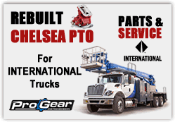pto for international trucks